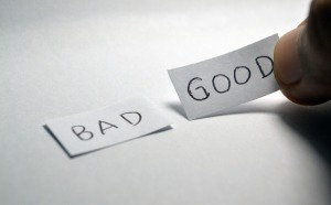 Het ego oordeelt, de ziel niet