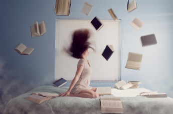 Het lezen van een boek is (over het algemeen) een stuk rustiger
