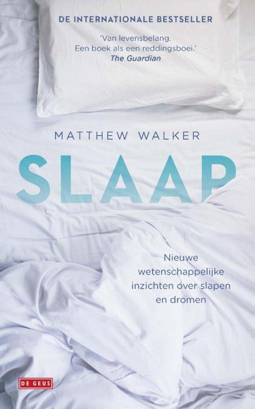 Slaap, Matthew Walker ISBN 9789044540345