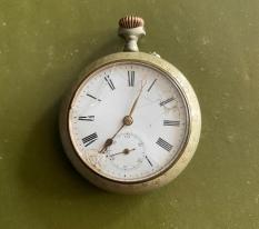 Het horloge van opa Jan